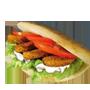 falafel-tasche
